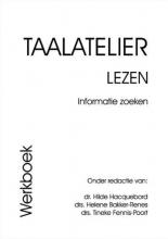 I. Stigter , Taalatelier Informatie zoeken Werkboek