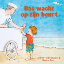 Liesbeth  Binsbergen Bas wacht op zijn beurt