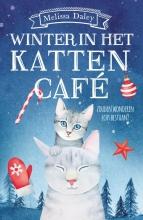 Melissa  Daley Winter in het kattencafé
