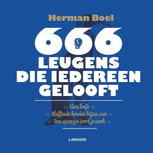 Herman  Boel 666 leugens die iedereen gelooft