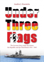 Andris J. Kursietis , Under three flags