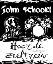 Schoorl, John Hoor de zieltrein