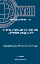M.L.  Lennarts, Francisco  Garcimartin Preadviezen Reports 2011