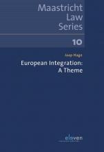Jaap Hage , European Integration