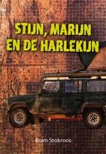 Bram Stokroos , Stijn, Marijn en de Harlekijn