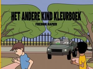 Fredrik Hamer , Het Andere Kind Kleurboek