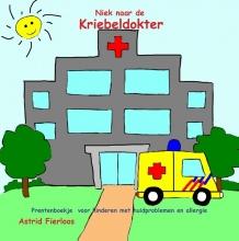 Astrid  Fierloos Niek naar de kriebeldokter