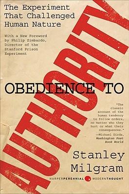 Stanley Milgram,Obedience to Authority