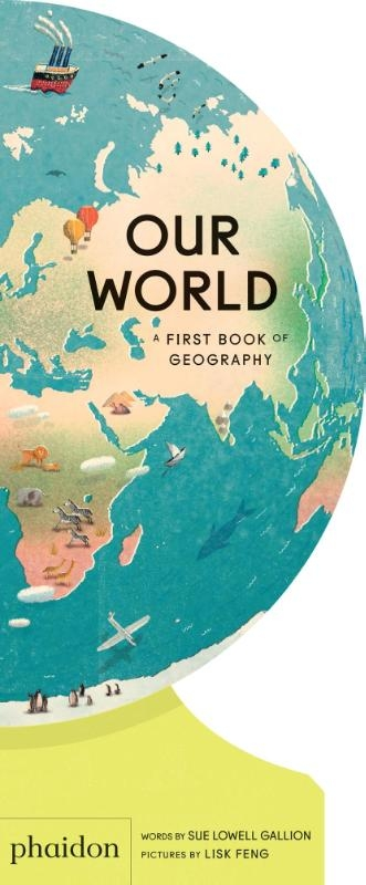,Our World,  A First Book of Geography
