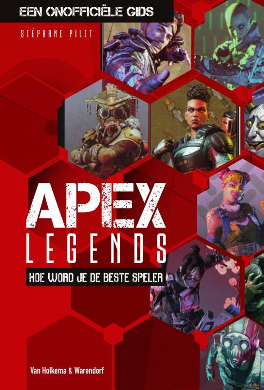 Stéphane Pilet,Apex Legends