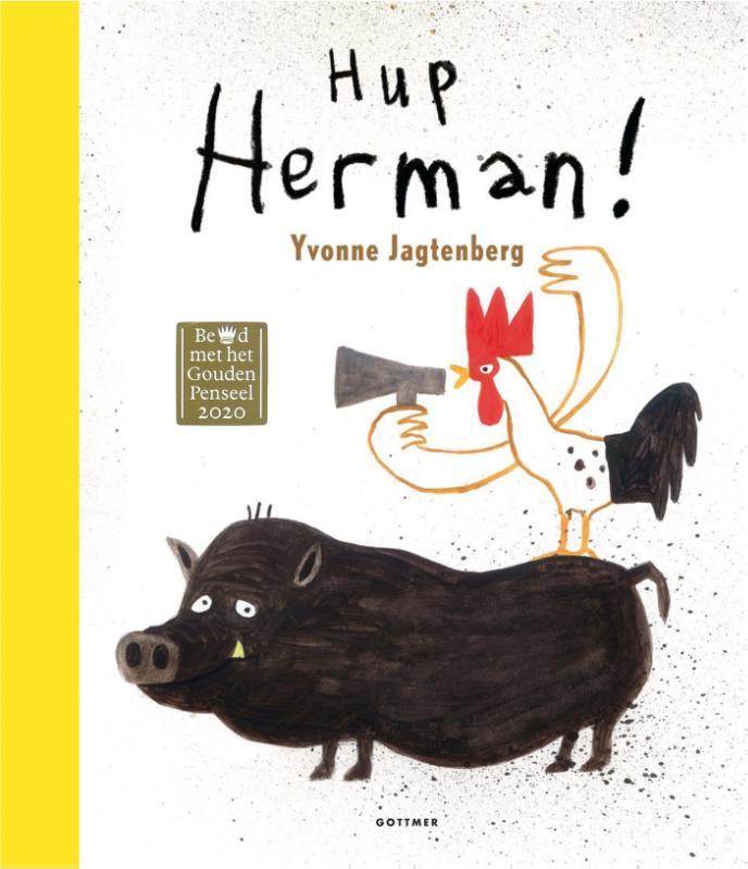 Yvonne Jagtenberg,Hup Herman!