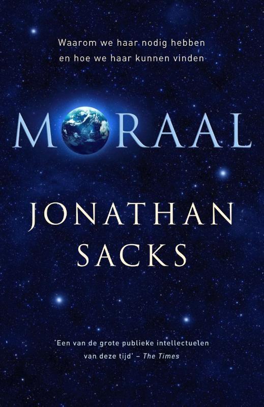 Jonathan Sacks,Moraal