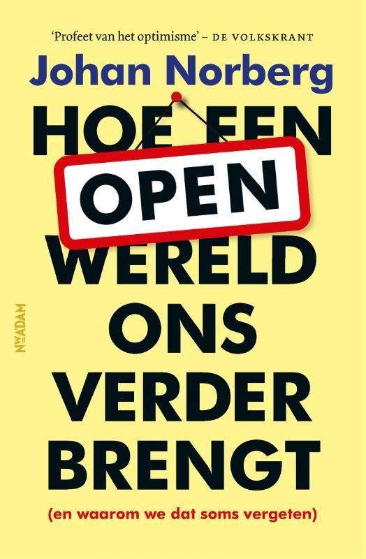 Johan Norberg,Open