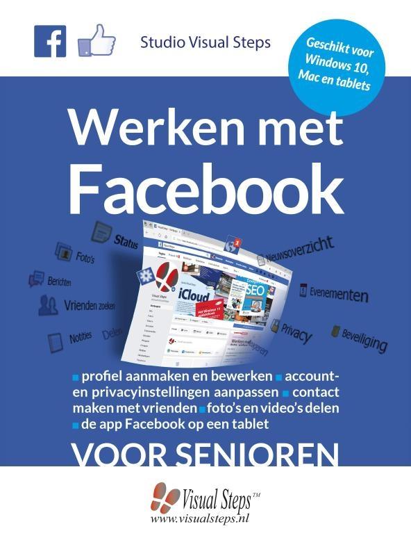 Uithoorn Studio Visual Steps,Werken met Facebook voor senioren
