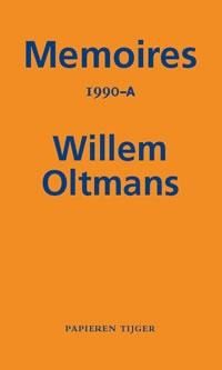 Willem Oltmans,Memoires 1990-A