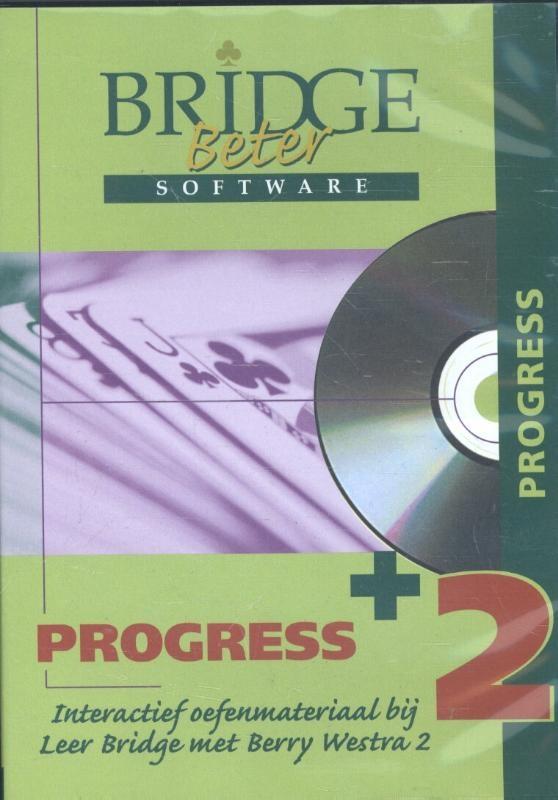 Berry Westra,Progress+ 2