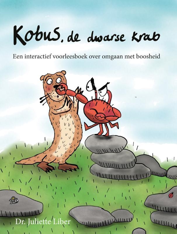 Juliëtte Liber,Kobus de dwarse krab