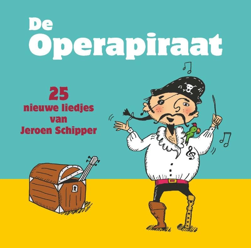 Jeroen Schipper,De Operapiraat