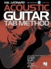Mueller, Michael,   Schroedi, Jeff,Hal Leonard Acoustic Guitar Tab Method