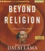 H. H. Dalai Lama,Beyond Religion