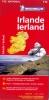 ,<b>Michelin wegenkaart 712 Ierland</b>