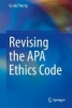 Gerald Young,Revising the APA Ethics Code