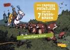 Bravo, Emile,Die sieben Zwergbären, Band 1: Das tapfere Prinzlein und die sieben Zwergbären