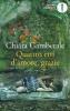Gamberale, Chiara,Quattro etti d`amore, grazie