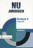 Jasper Brik,NU Juridisch basisboek B Werkboek