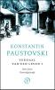 <b>Konstantin  Paustovski</b>,Verre jaren en Onrustige jeugd