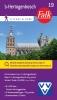 Falkplan BV ,Falk/VVV City map & more 19 `s Hertogenbosch 1e druk recente uitgave