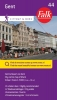 Falkplan BV ,Falk city map & more 44 Gent 1e druk recente uitgave
