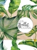 <b>Nicole  Neven</b>,Mijn bullet journal - botanisch