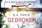 <b>B.A.  Paris</b>,Gebroken DL