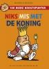 <b>Eddie de Jong   Rene Windig</b>,Niks mis met de Koning