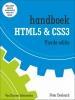 <b>Peter  Doolaard</b>,Handboek HTML5 en CSS3