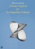 <b>Rinse  Poortinga</b>,Lineaire Algebra en Voortgezette Analyse