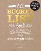 <b>Elise  De Rijck</b>,Het Bucketlist-boek