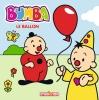 <b>Gert  Verhulst</b>,Bumba : livret en carton - Le ballon