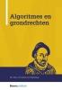 Max  Vetzo Janneke  Gerards  Remco  Nehmelman,Algoritmes en grondrechten