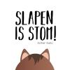 Esther  Gallo ,Slapen is stom!