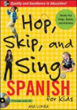 Lomba, Ana Hop, Skip, and Sing Spanish