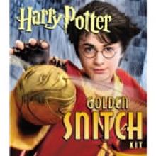 Miniture Editions Harry Potter Golden Snitch Sticker Kit