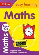 Collins Easy Learning Maths Ages 7-9