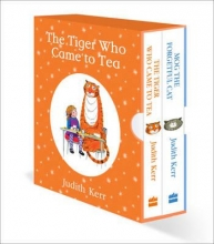 Kerr, Judith Tiger Who Came to Tea Mog the Forgetful Cat