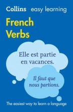 Collins Dictionaries Easy Learning French Verbs