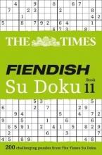 Times Fiendish Su Doku Book 11