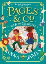 Anna James, Pages & Co.: The Book Smugglers