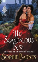 Barnes, Sophie His Scandalous Kiss