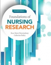 Rose Marie Nieswiadomy,   Catherine Bailey Foundations of Nursing Research